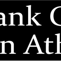 Thank God I'm an Atheist Bumper Sticker
