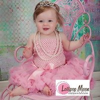 Little Birthday Princess- Birthday Tutu -Birthday Party Dress- Girls Party Dress-