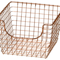Scoop Medium Basket, Storage Baskets