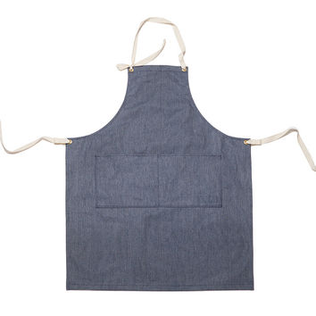 The Engineer Stripe Apron
