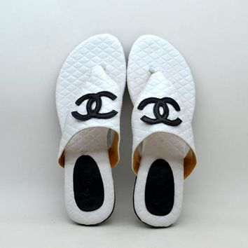Chanel slippers woman 36-42