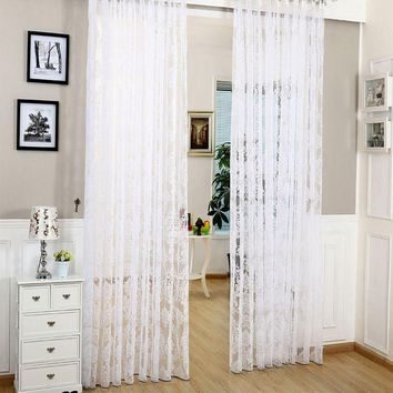 Window Sheer Curtains Panel, Patras