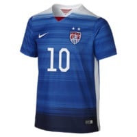 Nike 2015 U.S. Stadium Away (Lloyd) Kids' Soccer Jersey