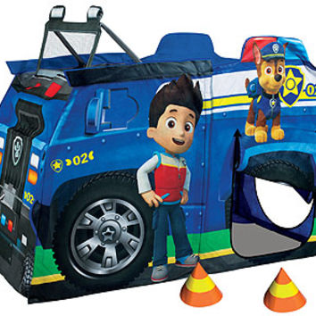Nickelodeon Paw Patrol Play Tent - Chase's Police Cruiser