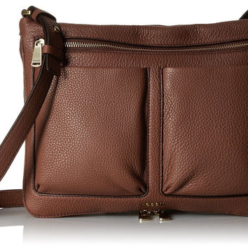 Fossil Piper Small Cross Body Bag Brown