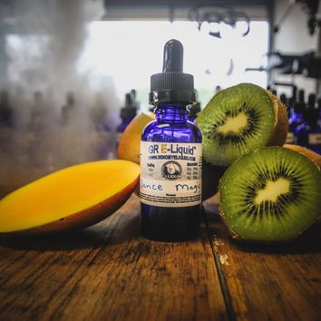 """Dance Magic"" Premium E-Liquid"
