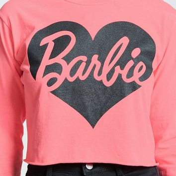 Barbie Heart Graphic Top