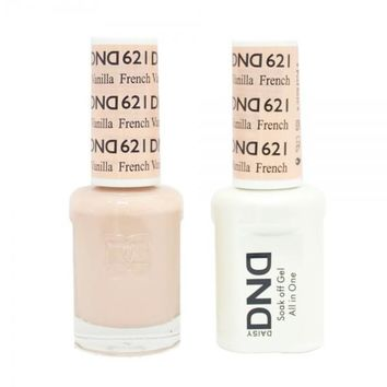 DND - Gel & Lacquer - French Vanilla - #621