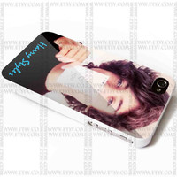 Harry Styles Cute - iPhone Case 4/4S, 5/5S, 5C and Samsung Galaxy S3, S4 Case.
