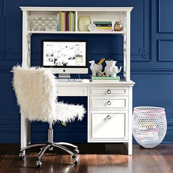 Elsie Desk + Hutch