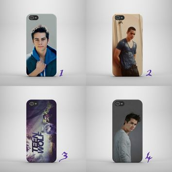 DYLAN O'BRIEN/TEEN WOLF/STILES HARD PHONE CASE COVER FOR IPHONE/SAMSUNG MODELS