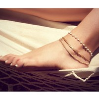 Betsy Anklet