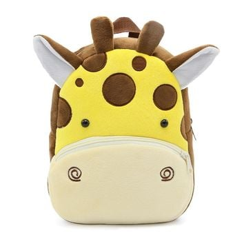 Cute Animal Zoo Backpack
