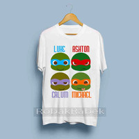 Ninja Turtle 5 sos - High Quality Tshirt men,women,unisex adult