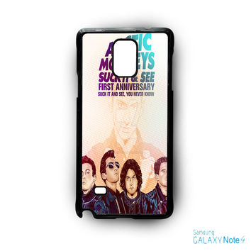 Arctic Monkey Suck it and See for Samsung Galaxy Note 2/Note 3/Note 4/Note 5/Note Edge phone case