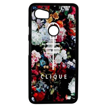 Twenty One Pilots Skeleton Clique 2 Google Pixel 2XL Case