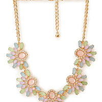 Opulent Pastel Necklace