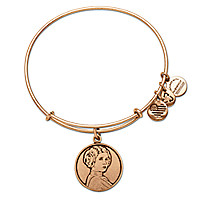 Princess Leia Bangle by Alex and Ani