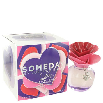 Someday By Justin Bieber Eau De Parfum Spray 3.4 Oz