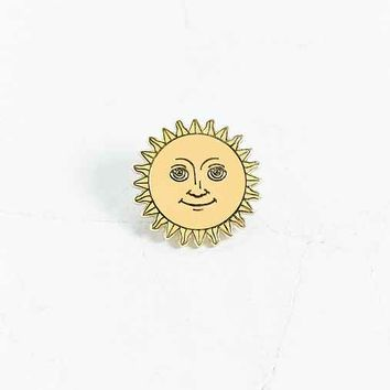 Pintrill Sunshine Pin