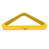 Pittsburgh Steelers NFL Billiard Ball Triangle Rack