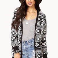 Adventurer Open-Front Cardigan