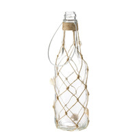 SEAFARER GLASS BOTTLE