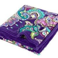 Vera Bradley Throw Blanket-HEATHER (NEW FALL 2013)!!!!
