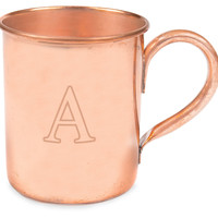 Personalized Moscow Mule Mug w/ Cloth, Moscow Mule Mugs