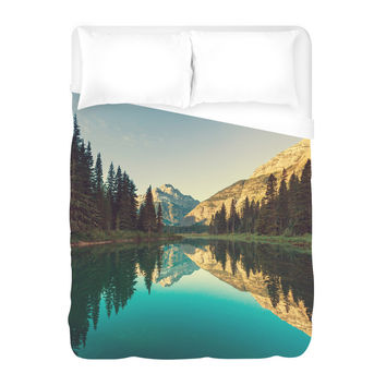 Wilderness Calm Duvet Cover