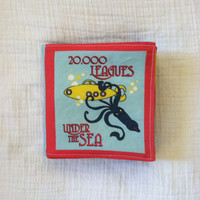 IN STOCK Twenty Thousand Leagues Under the Sea small cloth quiet book for toddler baby Little Literary Classics