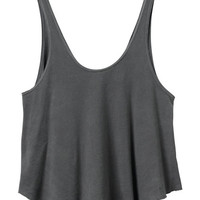 Label Drape Tank Top | RVCA