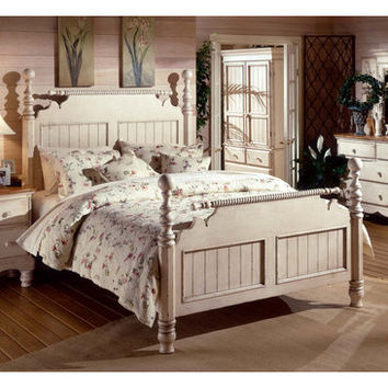 Hillsdale Wilshire Poster Bed