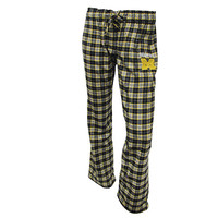 University of Michigan Wolverines Ovation Flannel Pants II