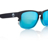 Cruiser Sunglasses: Fader - Galactic Blue