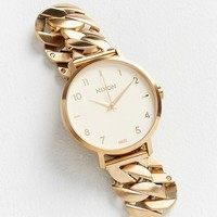 Nixon Arrow Chain Watch | Urban Outfitters