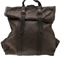 GUIDI - Horse Leather Backpack - MR04 1002T - H. Lorenzo