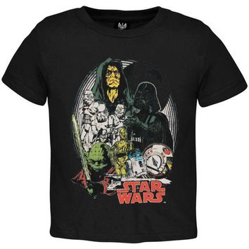 DCCKIS3 Star Wars - Bad Guys Juvy T-Shirt
