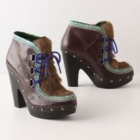 Athabaskan Booties - Anthropologie.com