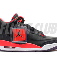 "air jordan 3 retro ""crimson"" - Air Jordans 