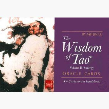 Wisdom of Tao Oracle Cards vol 2