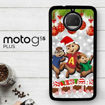 Alvin And The Chipmunks And The Chipettes D0268  Motorola Moto G5S Plus Case