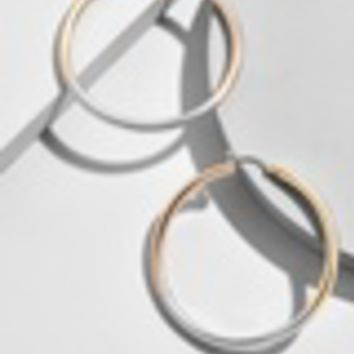 Tanya Hoop Earrings