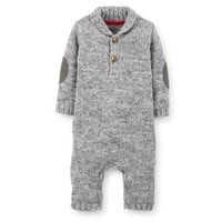 Cable Knit Coverall