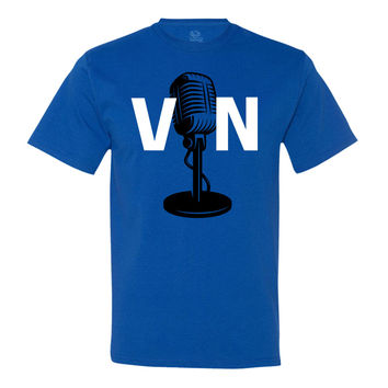 Vin Scully Inspired Tee-Shirt