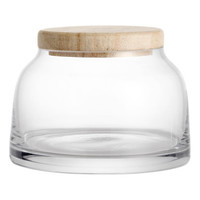 H&M Small Glass Jar with Lid $9.99