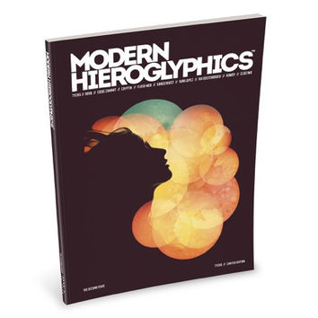 Modern Hieroglyphics Vol. 2 - Limited Edition Tycho Cover