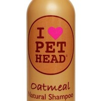 Pet Head Oatmeal Natural Shampoo 12oz
