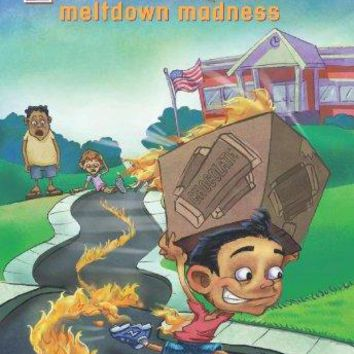 Meltdown Madness Looniverse. Scholastic Branches