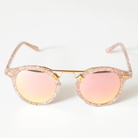 KREWE DU OPTIC - ST. LOUIS SUNGLASSES - Camellia